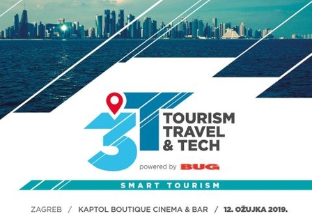 3T - Tourism, Travel and Tech - Zagreb