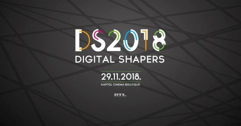 Digital Shapers 2018 - Zagreb
