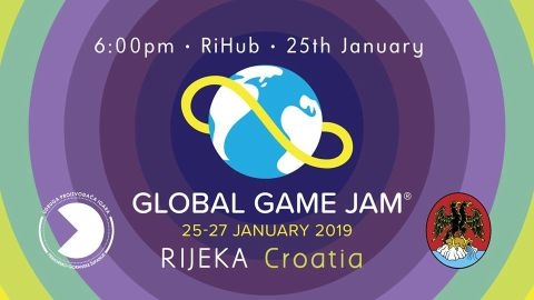 Global Game Jam 2019 - Rijeka