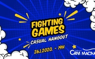 Fighting Games: January Casuals - Zagreb | rep.hr
