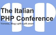 The Italian PHP Conference - NOVI TERMIN - Italija | rep.hr