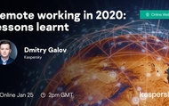 Remote working in 2020: Lessons learnt - ONLINE | rep.hr